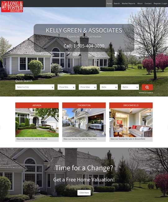 Bedfordshire IDX Real Estate Wordpress Theme